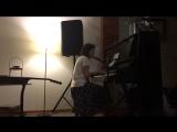 Екатерина Яшникова - Не говори ему (piano version)