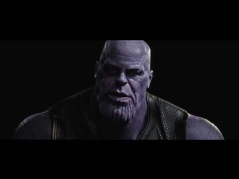 How Thanos Was Created in Avengers: Infinity War