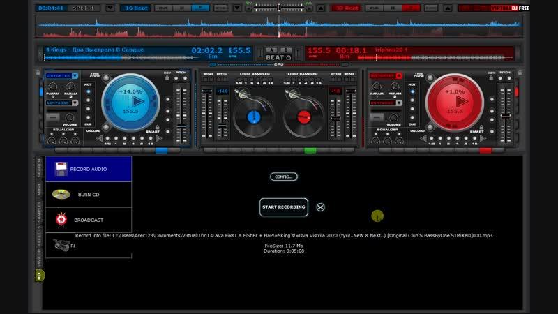 DJ sLaVa FiRsT FiShEr HaP!=5Kings!=Dva Vistrila 2020 (туц!..NeW NeXt..) [Original ClubS BassByOneS1MiXeDjs](ice_video_201901