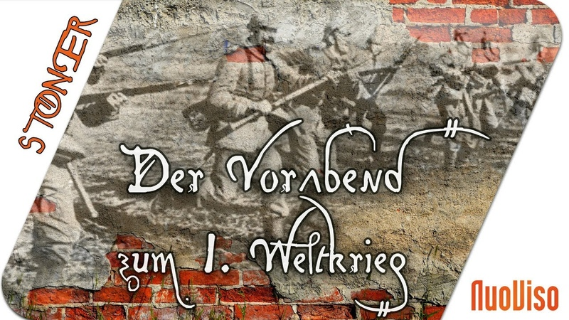 Der Vorabend zum 1 Weltkrieg Wolfgang Effenberger bei STONER