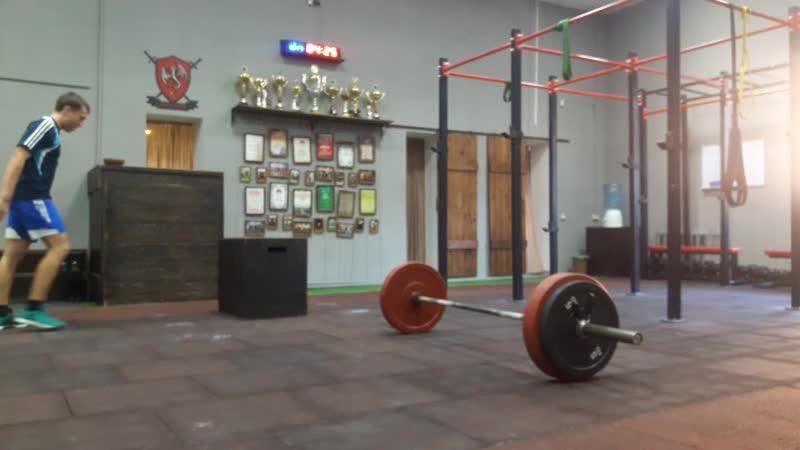 Лепин Никита, MyWOD GAMES, отборочный комплекс 1