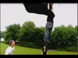 BAM Margera vs Dico Hot Air Balloon Height