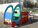ОПАСНЫЕ Детские площадки - пгт Приморский / Феодосия - Крым