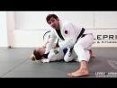 Lucas Lepri - Half Guard Escape to Lapel Cross Choke Attempt to Back Take when Opponent Defend
