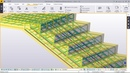 How to Calculate and Create Reinforced Concrete Staircase in Tekla Structures 2017