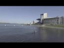 Состязание гребцов на Брестском гребном канале