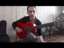 Испанское фламенко на гитаре, Альсапуа (Alzapua flamenko). Урок №1