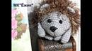 МкЁжик крючком (Crochet hedgehog)