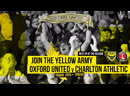 Sky Bet League 1 2018-19 | 19.04.19 | Oxford United - Charlton Athletic