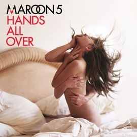 Maroon 5 альбом Hands All Over
