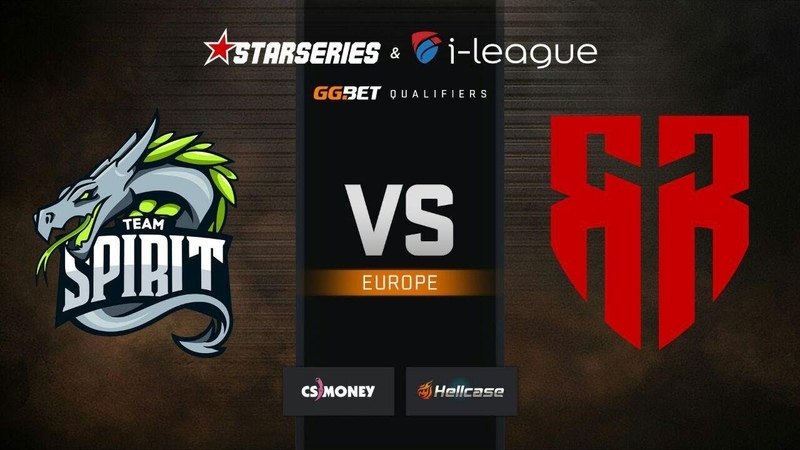 Spirit vs Red Reserve, map 2 dust2, StarSeries i-League S7 GG.Bet EU Qualifier