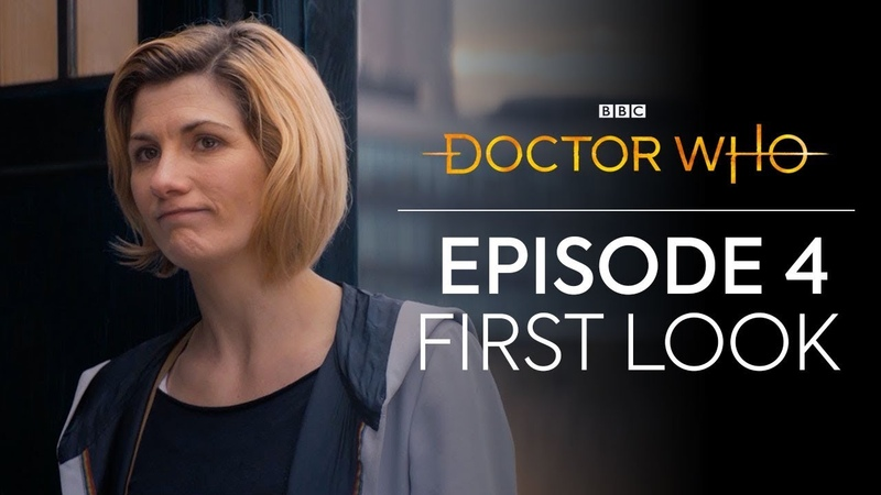 FIRST LOOK Episode 4 | Arachnids In The UK | Doctor Who