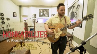 SUN RECORDS 'So Doggone Lonesome' The Honkabillies (bopflix sessions) BOPFLIX