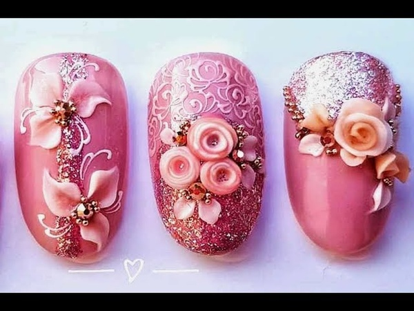 Top 10 New Nail Art 2018 ✔The Best Nail Art Compilation😱👍 | Design in Beauty-Nail Art✅