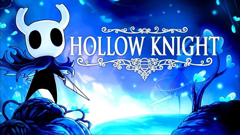 Hollow Knight: Godmaster▶НАЧАЛО ИГРЫ1(1080p60fps⚫Gameplay)