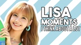 blackpink lisa moments i think about a lot