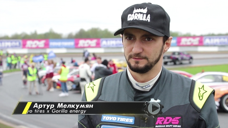 1 этап РДС Гран При на Моторспорт ТВ
