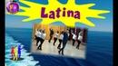 LATINA Otilia Coreografia Tonino Galifi Balli di Gruppo Latina Dance