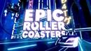 7 горок в одной! Epic Roller Coasters