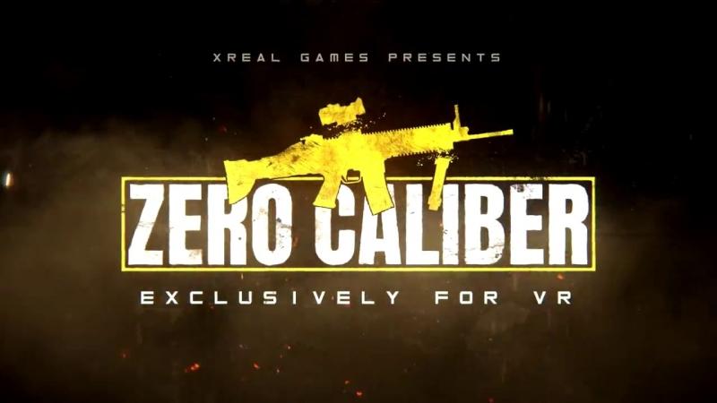 PSVR Zero Caliber VR GAMECLUB Хабаровск