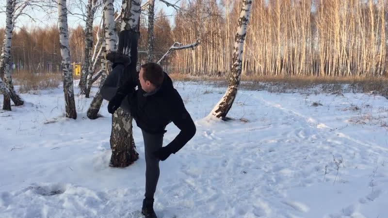 Виталий Шеметов и удар с развороту