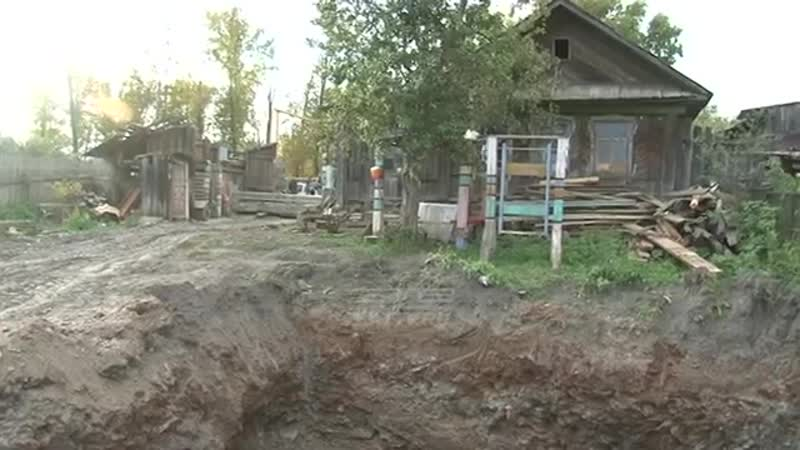 В Златоусте жители посёлка Писателей выступили против строительства ( 360 X 640 )