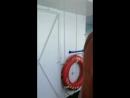 На кораблике в море