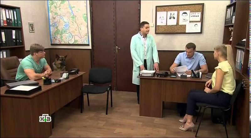 Возвращение Мухтара-2. 9 сезон 91 серия Высокое окно