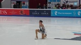 2018 Russian Nationals - Alina Zagitova SP (Telesport)