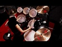 NERVOSA - Never Forget, Never Repeat (Drum Playthrough) | Napalm Records