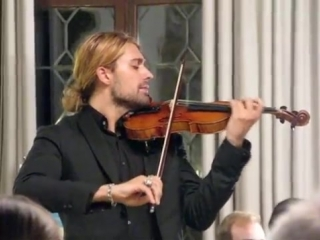 DAVID GARRETT  JULIEN QUENTIN in Venice - Vocalise (Sergei Rachmaninoff)