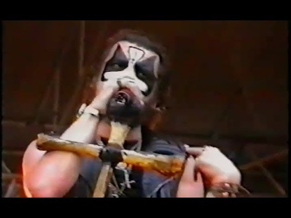 Mercyful Fate - Eindhoven 30.05.1993 Dynamo Open Air 2nd Source (incl. backstage footage)