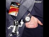 Часовые батарейки Energizer