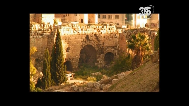 Утерянные цивилизации (1). Джераш – греко-римский город, Иордания.