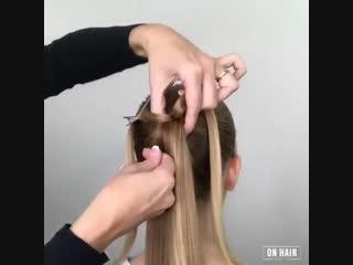 Один такой бантик может украсить причёску!