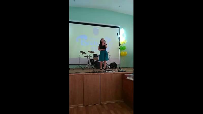 Гала - концерт студвесны в Центральном районе города Челябинска