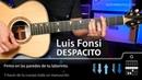 Cómo tocar Despacito en guitarra COMPLETO (Luis Fonsi) | Guitarraviva