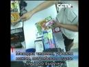 В Китае кассирша голыми руками задержала вора