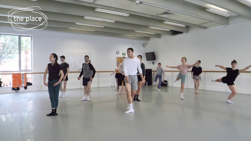London Contemporary Dance School: Full class with Chisato