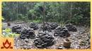 Primitive Technology: Stone Yam planters