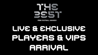LIVE TODAY - The Best FIFA Football Awards™ 2018 - GREEN CARPET - WATCH LIVE