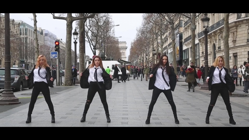 Dalshabet - Someone Like U dance cover