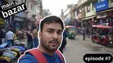 travel videos paharganj main bazar chole bhature of delhi