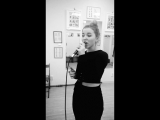 Addicted to you - Avicii (Christina Breesku cover)