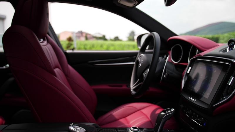 Maserati Ghibli GranSport SQ4 MY2019