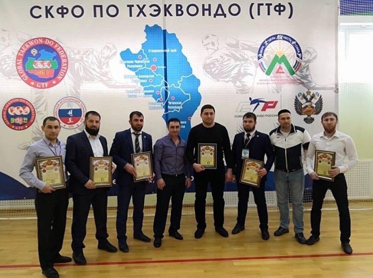 Cпортсмены из КЧР завоевали почти полсотни медалей по тхэквондо