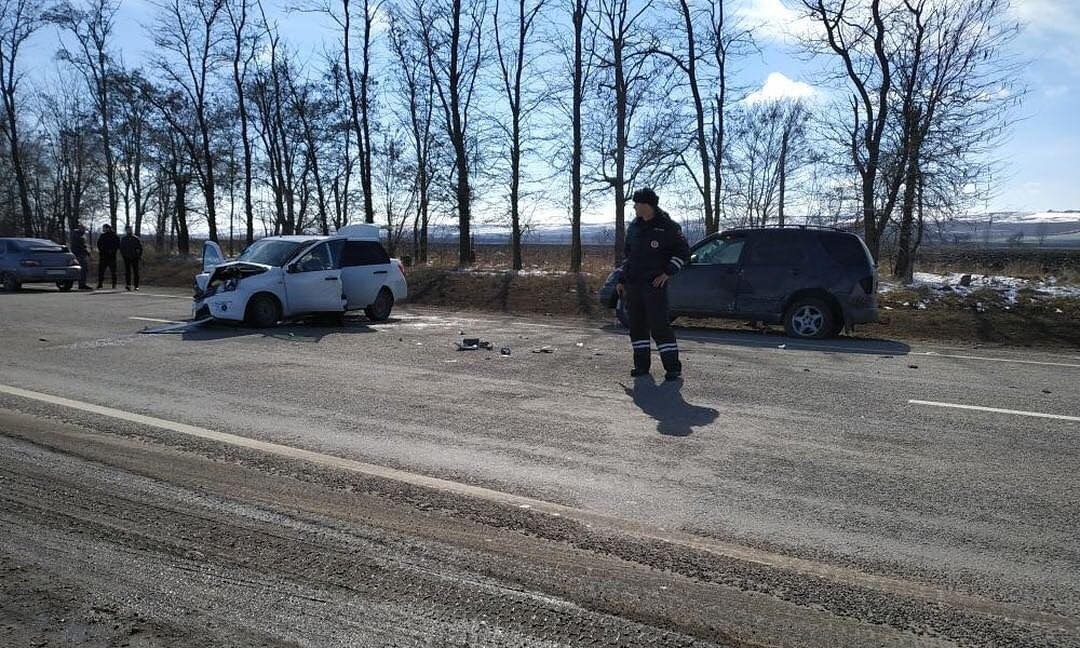 За сутки на дорогах КЧР травмированы четыре человека
