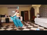 Любовь ( Восточный танец )
