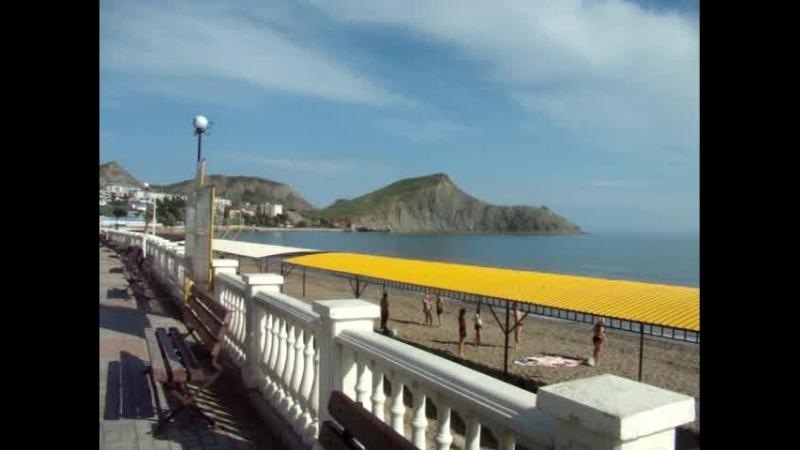Орджоникидзе. Море 20 мая. Скоро начнется массовый заезд, праздник придет!