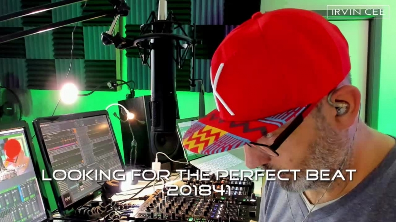 DJ IRVIN CEE Looking for the Perfect Beat 201841